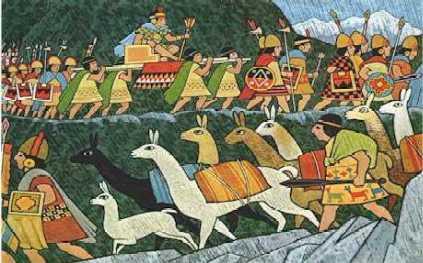 economia epoca prehispanica