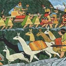 How the Incas used they road system (part 3)