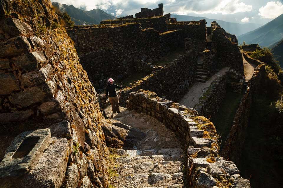 Sayaqmarka - Inca Trail to Machu Picchu