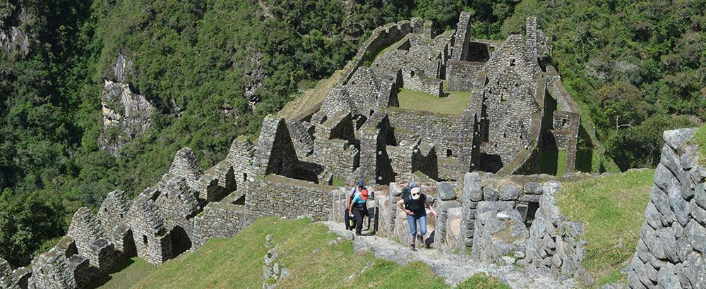 Inca Ruins of Wiñayhuayna