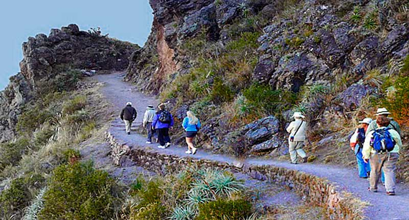 Inca Trail Difficulty Level