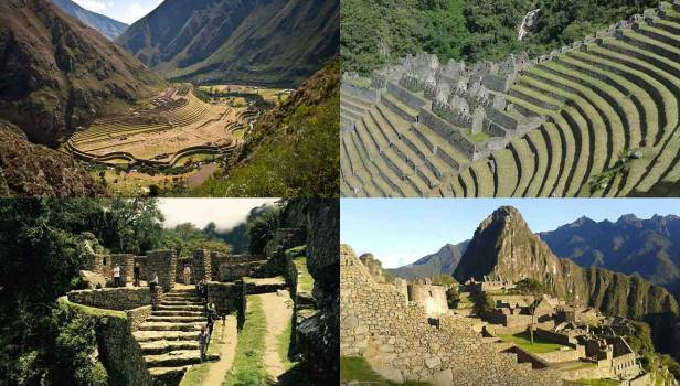 Attractions Along the Inca Trail
