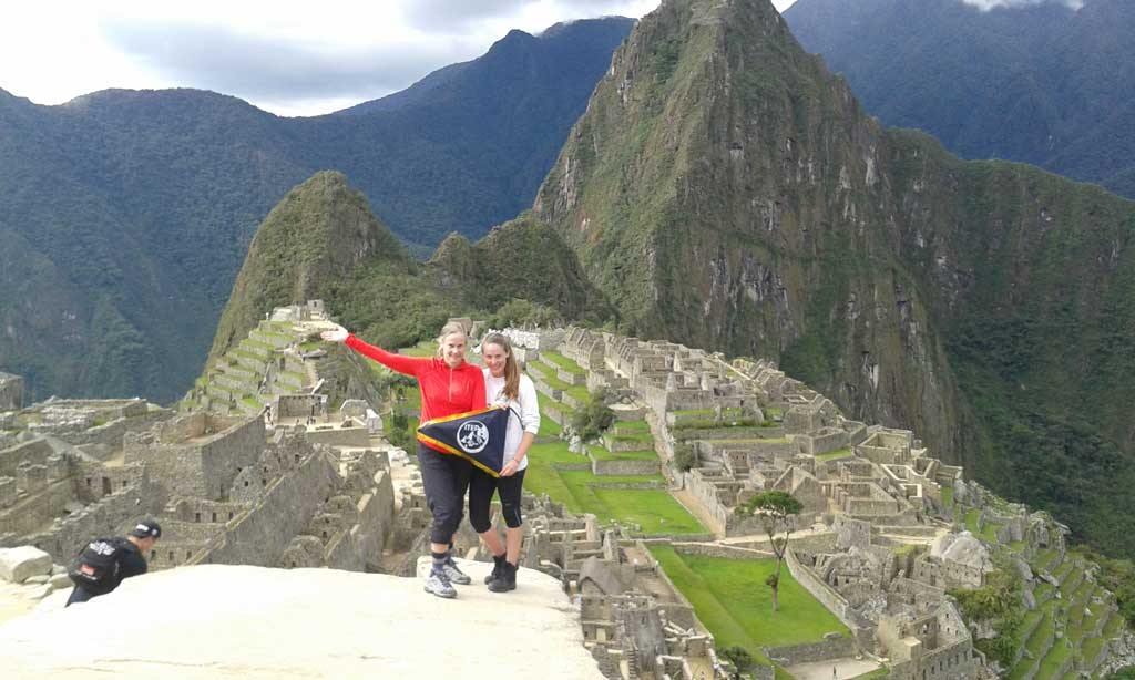 Inca Trail 2 days - Machu Picchu - Day 2