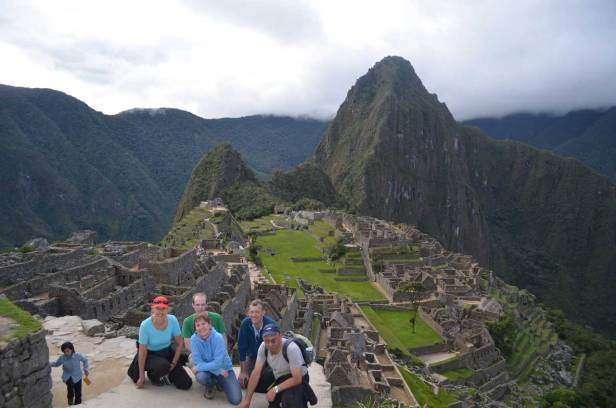 Inca Trail 3 days - Machu Picchu to Cusco - Day 3