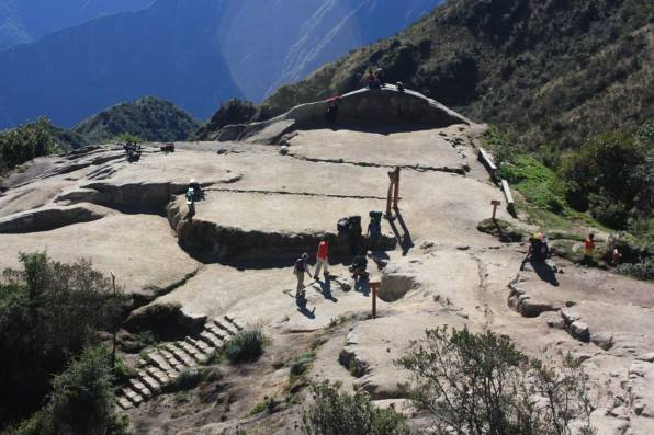 Inca Trail 5 days to Machu Picchu - Huayna Picchu - Day 2
