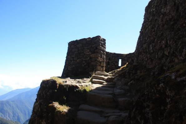 Inca Trail 5 days to Machu Picchu - Huayna Picchu - Day 3