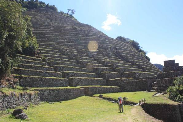 Inca Trail 5 days to Machu Picchu - Huayna Picchu - Day 4
