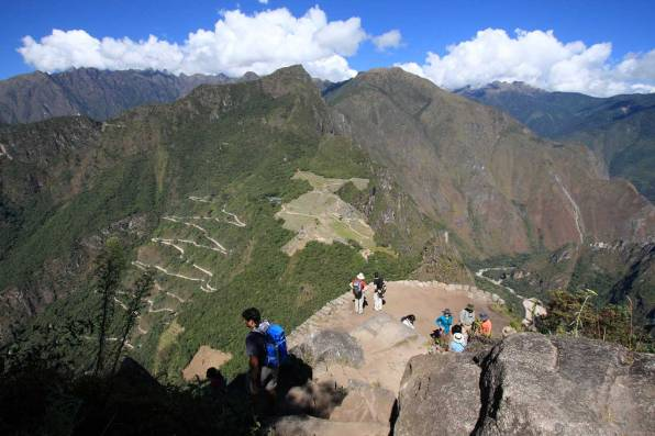 Inca Trail 5 days to Machu Picchu - Huayna Picchu - Day 5