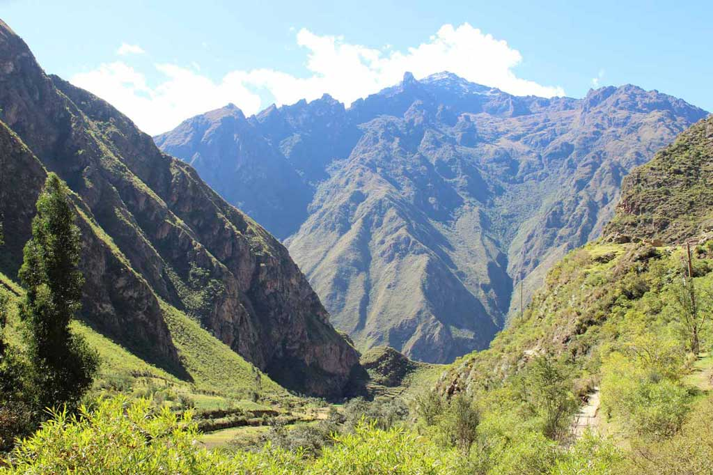 Inca Trail 8 days to Machu Picchu - Wayllabamba - Day 5