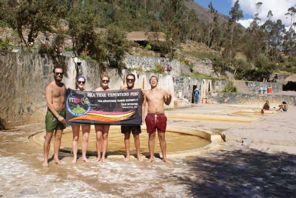 Lares Trek to Machu Picchu - Day 1