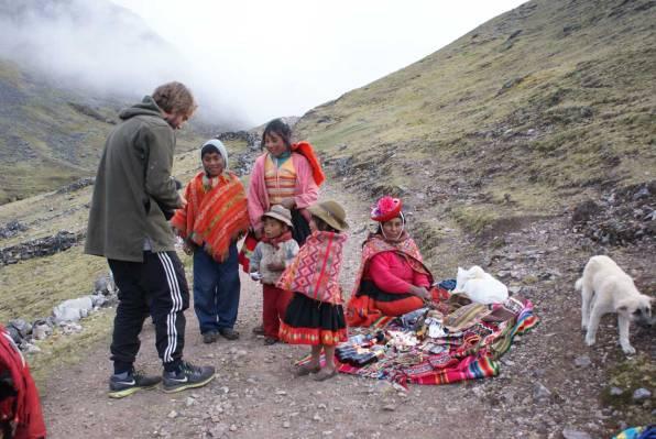 Lares Trek to Machu Picchu - Day 2