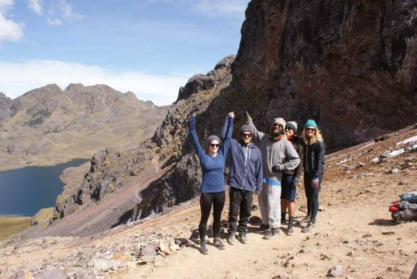 Lares Trek to Machu Picchu - Day 3