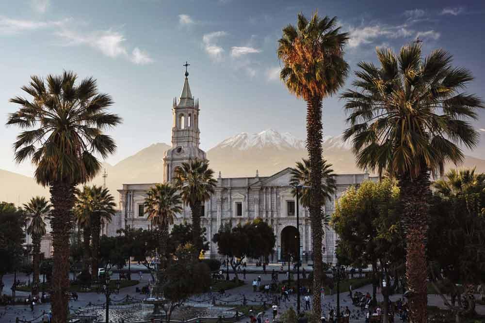 Marvelous Peru 15 Days