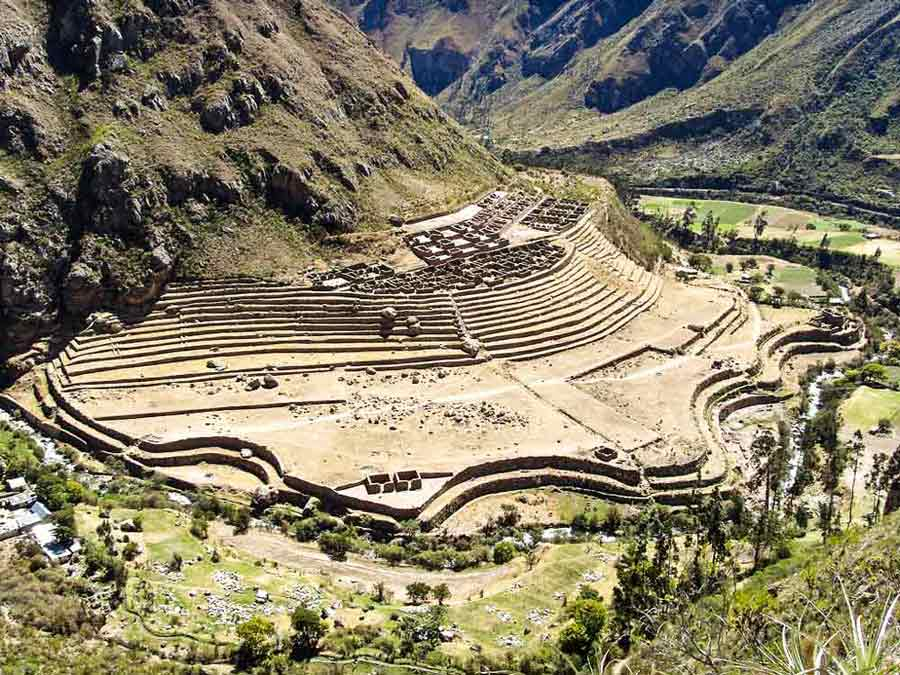 inka trail to machu picchu 15 days peru 1 day