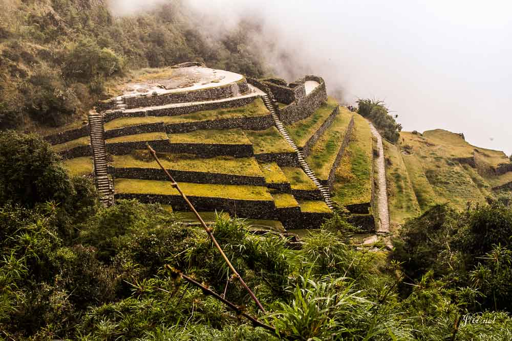 peru packages 8 days and inca trail 3rd day Phuyupatamarca