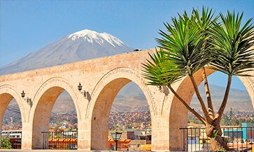 packages peru  15 days arequipa