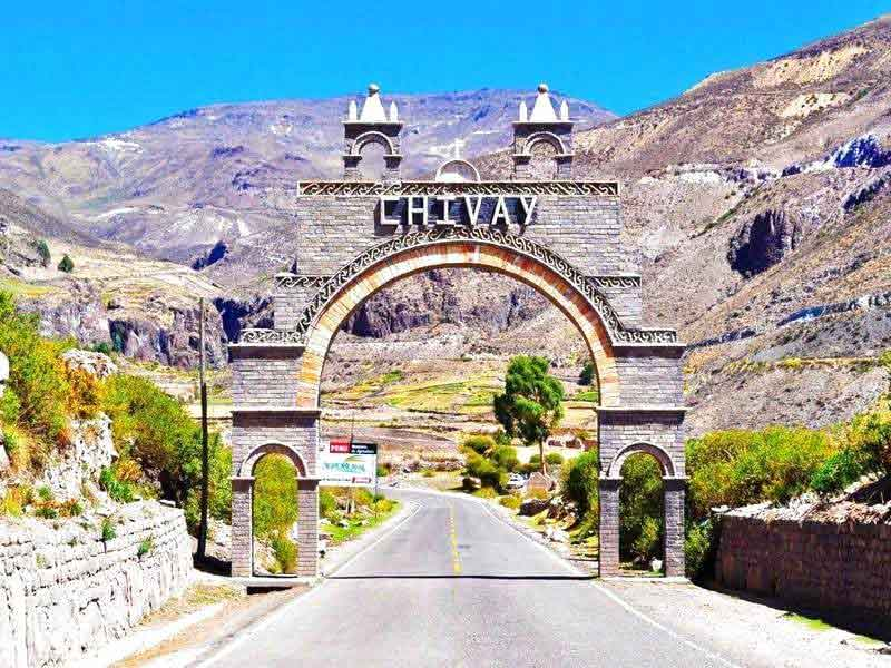peru packages 19 days chivay and colca canyon