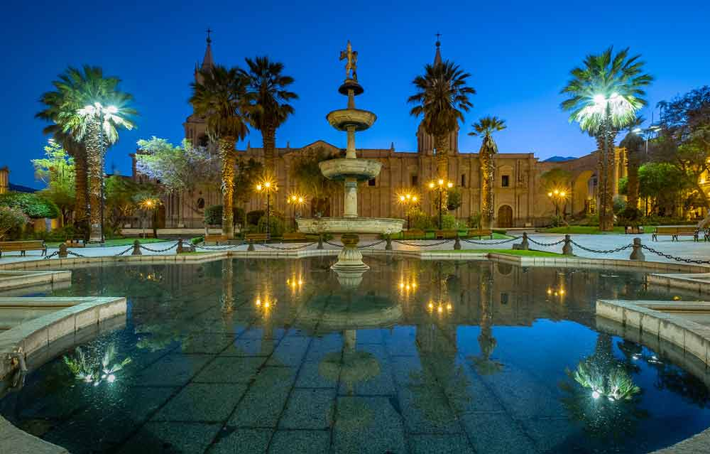 wonderful Peru 10 Days luxury