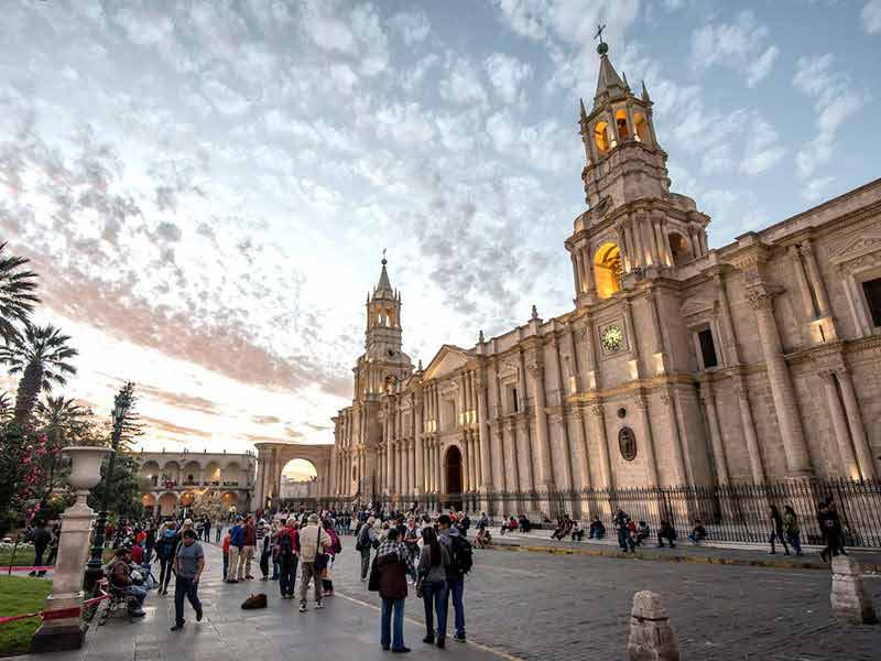 luxury package 12 days in peru