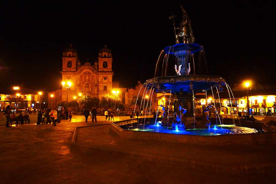 City tour luxury 18 days Cusco circuit 2021