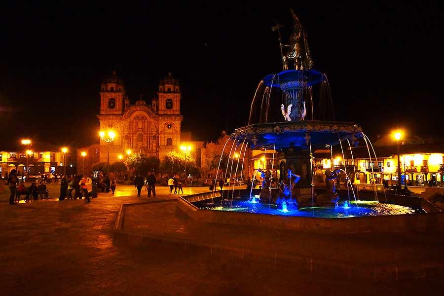 City tour Cusco circuit 2021 luxury tour 15 days