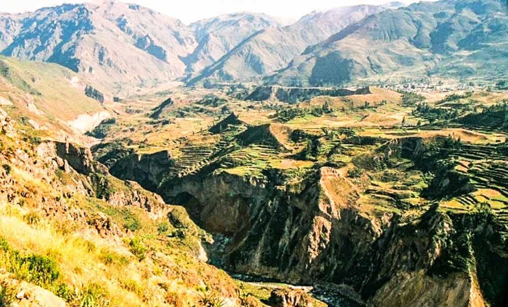 peru packages 21 days and inca trail colca canyon arequipa