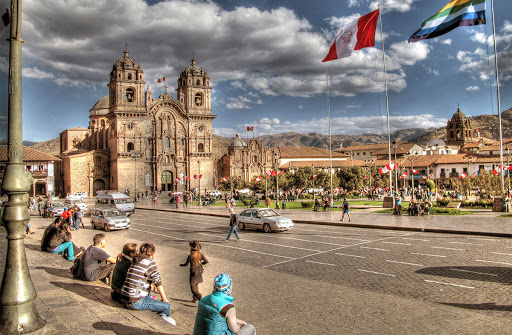 City tour Cusco circuit 2021