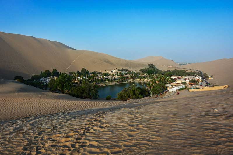 paracas ica 18 days in peru tour luxury