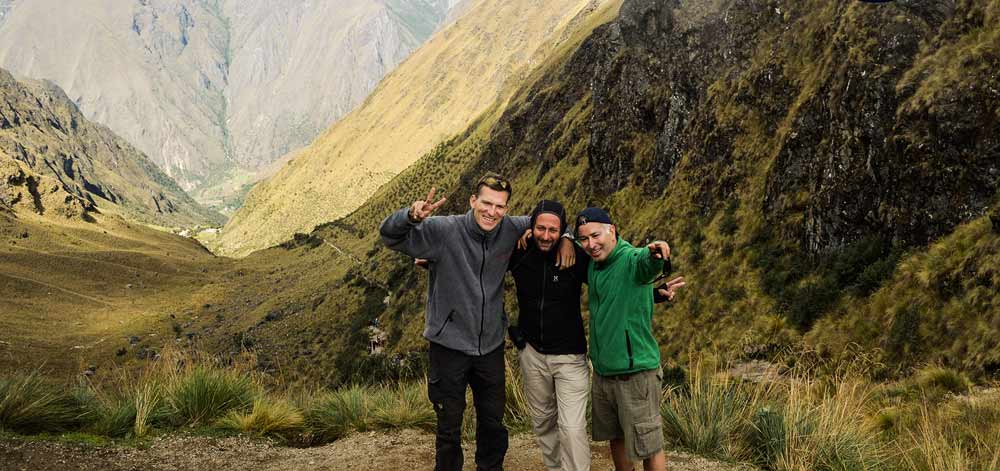 peru packages 8 days and inca trail 2 days