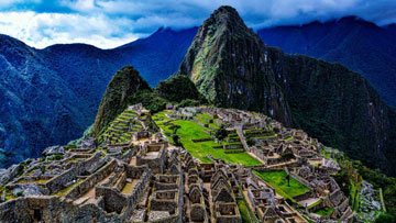 Inca Trail to Machu Picchu 7 Days