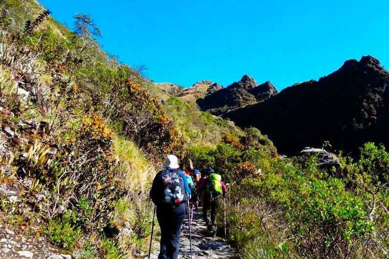 peru packages 21 days and inca trail 2nd days