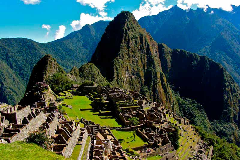 Machupicchu  luxury 18 days packages 2021
