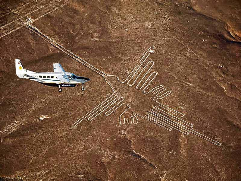 nazca lines packages  21 days and inca trail