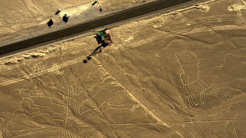 nazca lines tour circuit machu picchu living tour 15 days