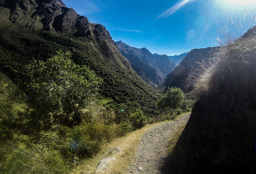peru packages 10 days and inca trail 2nd days