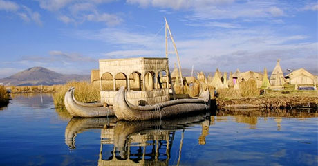 uros island tour package