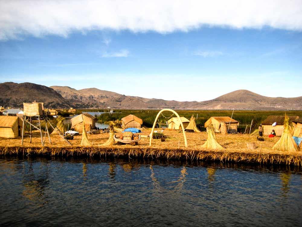 puno uros tour 18 days  Cusco circuit 2021