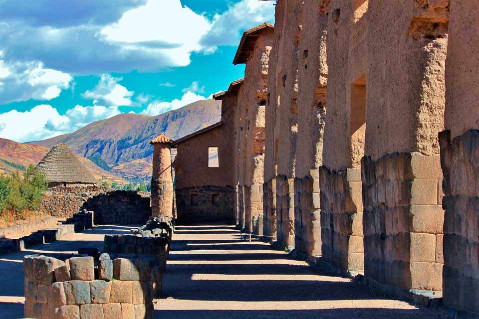 peru packages 10 days  inca trail and puno
