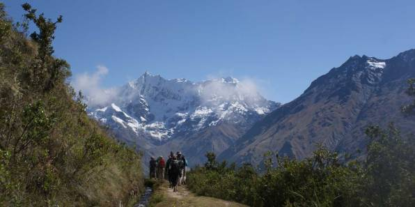Salkantay Trek and Inca Trail to Machu Picchu in 7 Days - Day 3