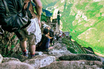 Inca Trail and Huayna Picchu 5 days