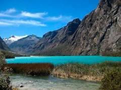 Trekking Santa Cruz Llanganuco - Huascaran