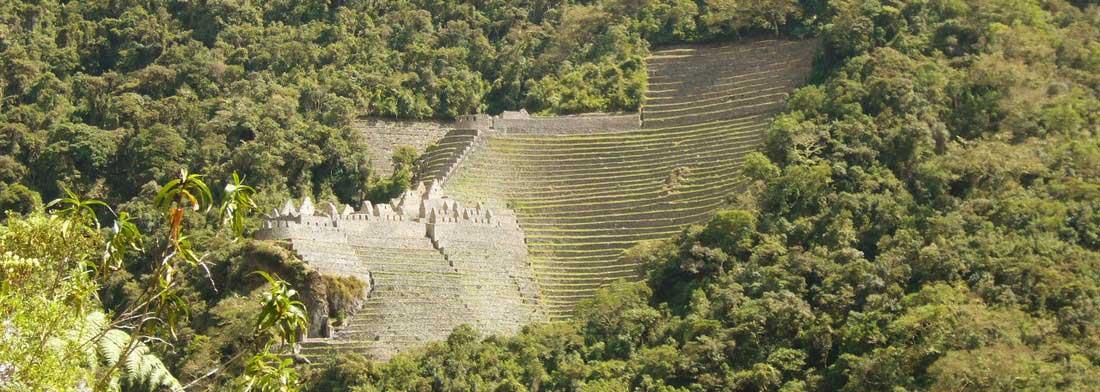 Wiñayhuayna - Inca Trail
